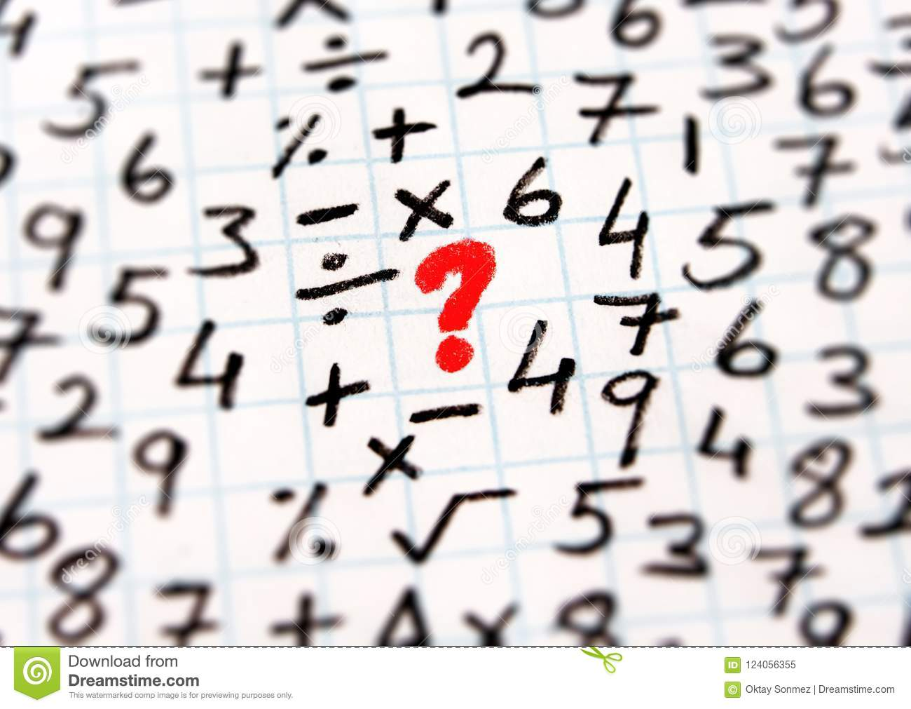 mathematics problem solving with solution