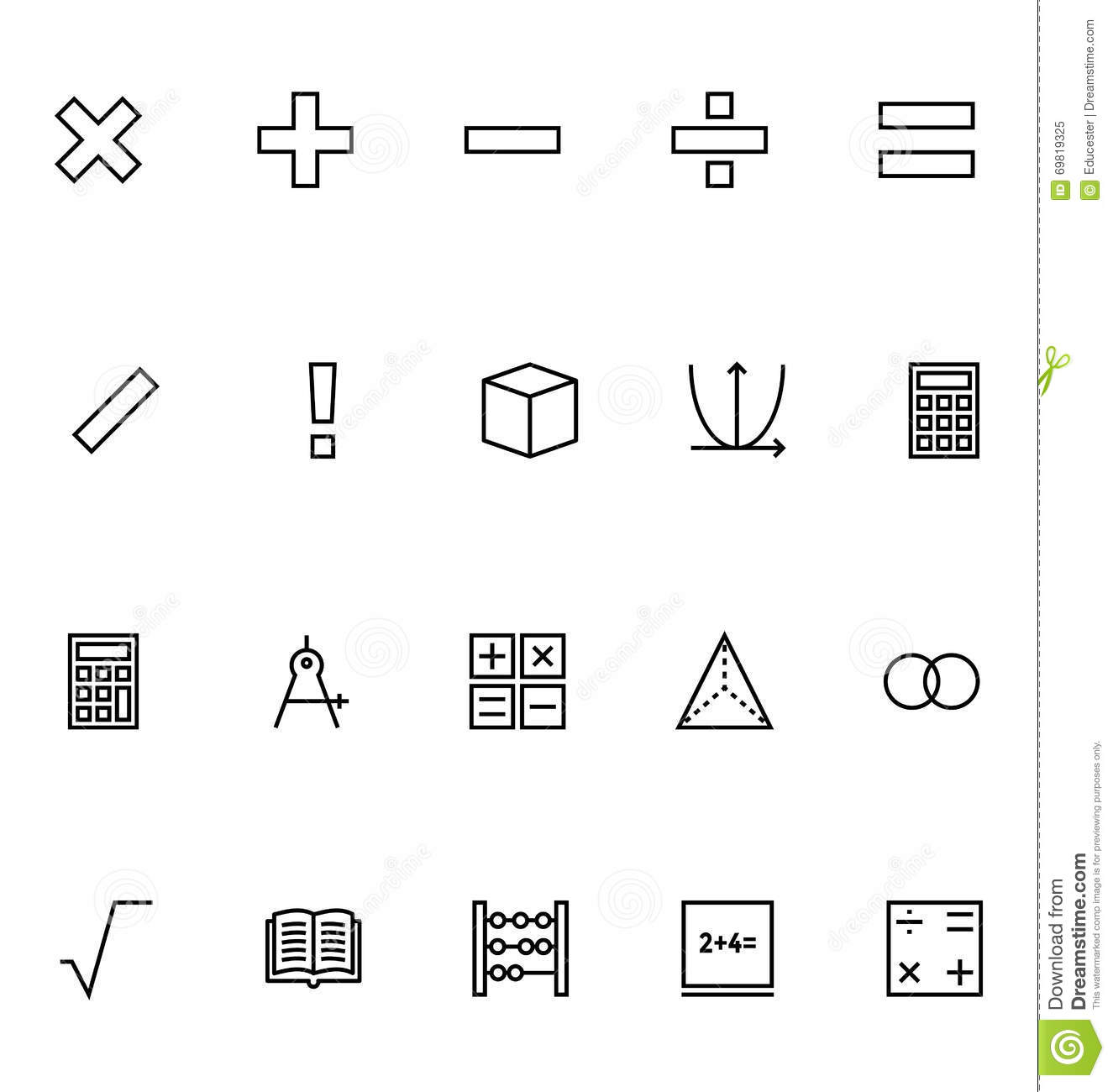Division math stock images download 607 photos mathematics vector icons 1 here is a useful and trendy mathematics icon pack hope buycottarizona Image collections