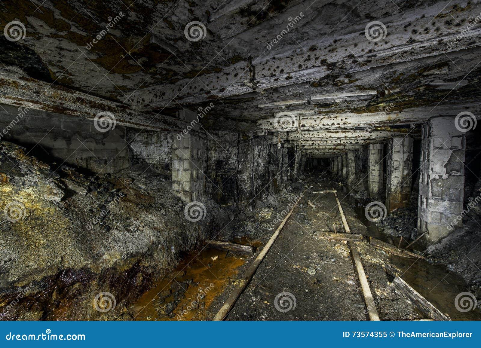 Mathias Mine Stock Image Image Of Along Historical