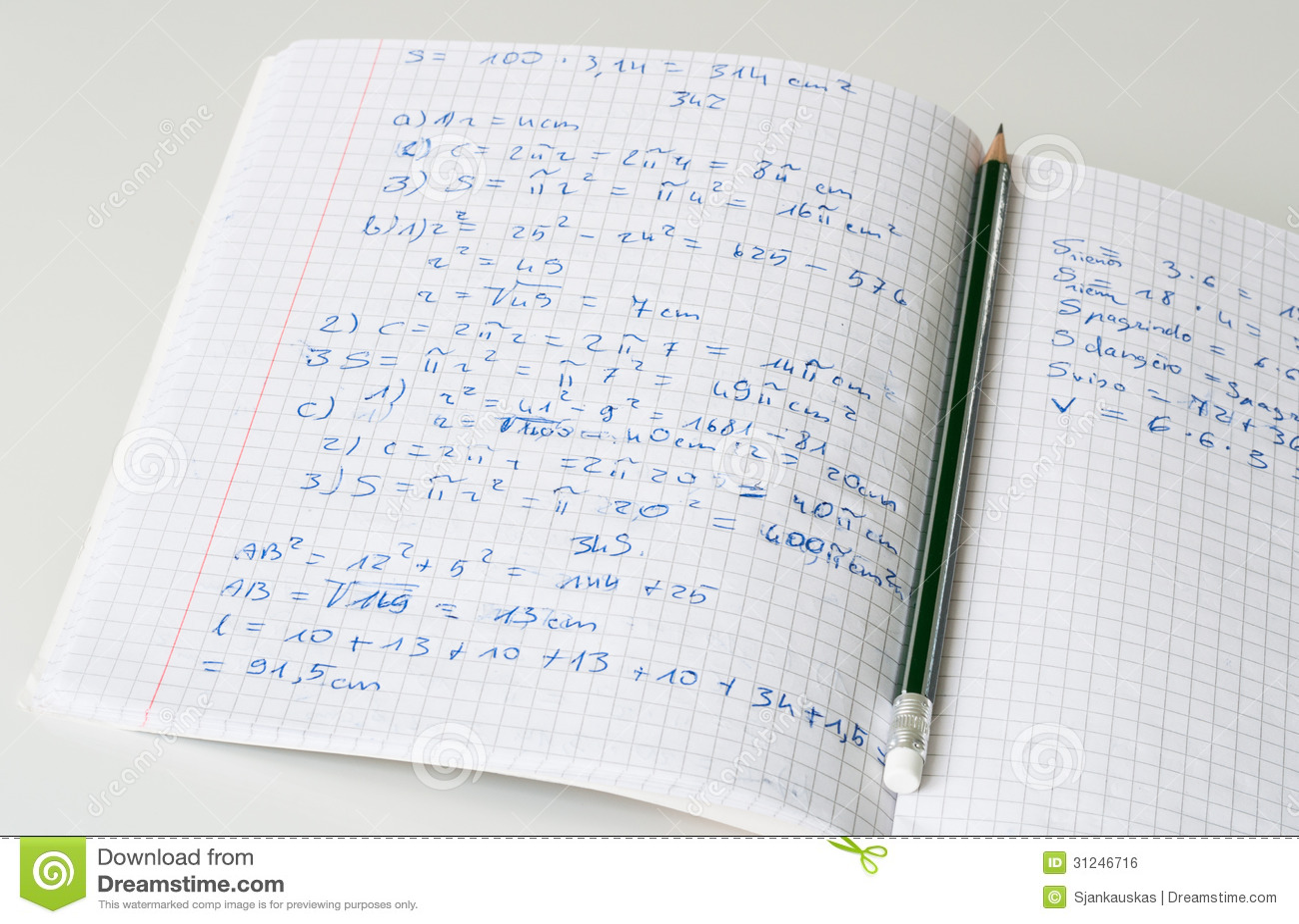 How to Write a Math Book