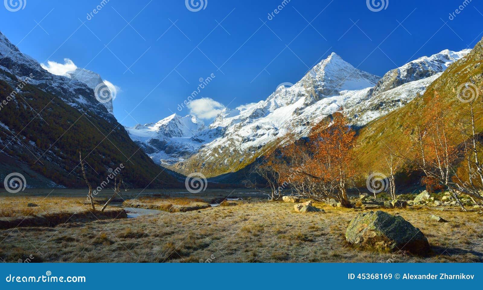 Matin de Caucase