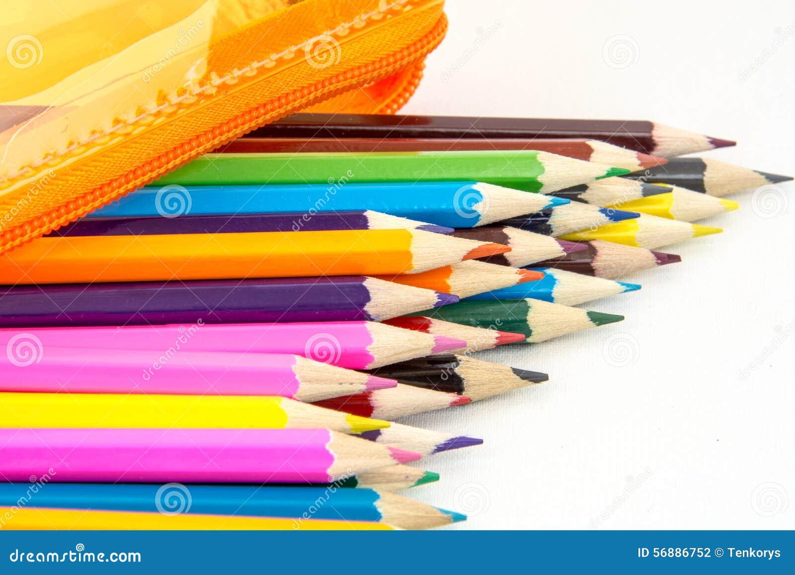 Matita di colore per la scuola o altra