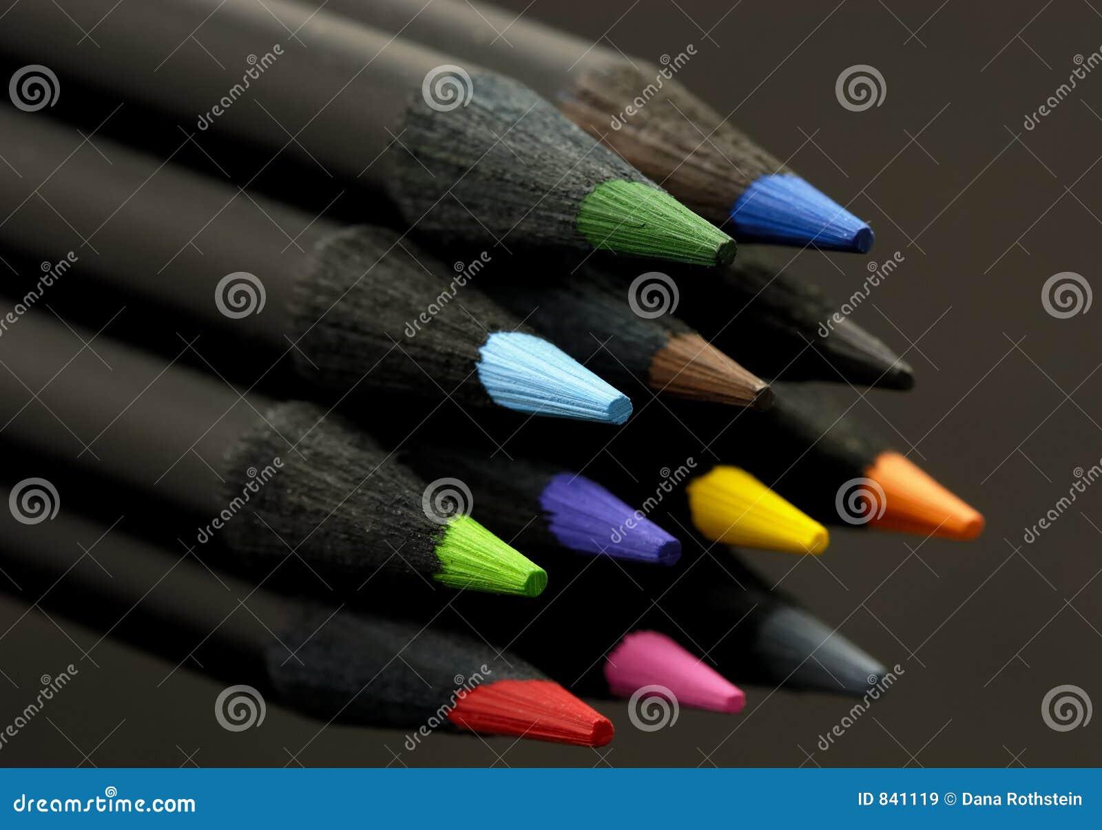 Matite di colore