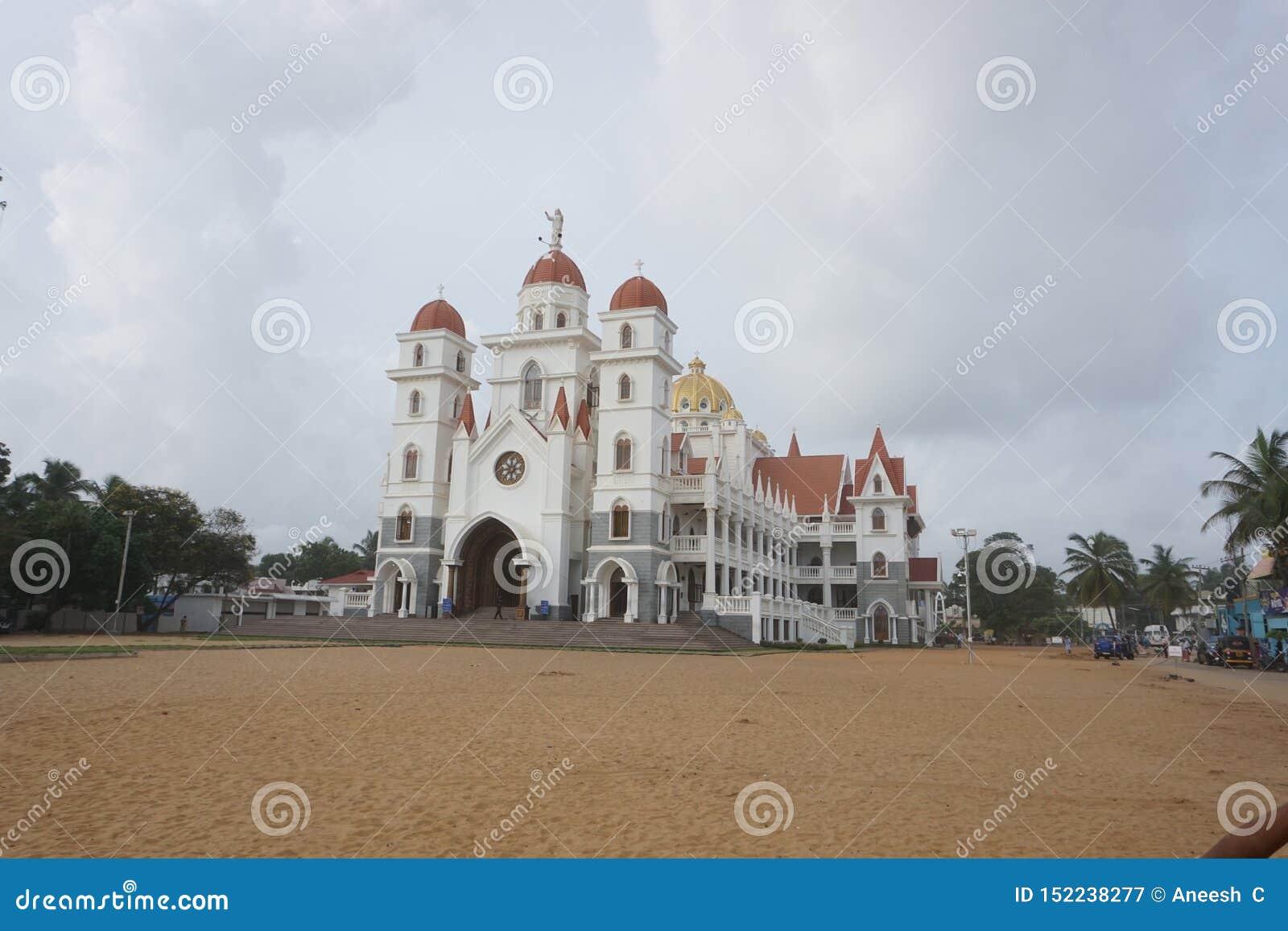 Matka boga kościół, Vettukad