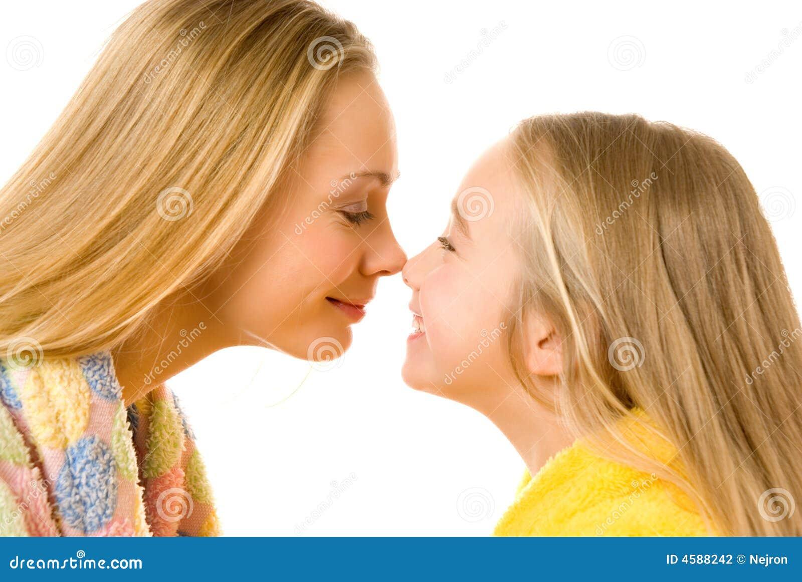 Matka córkę