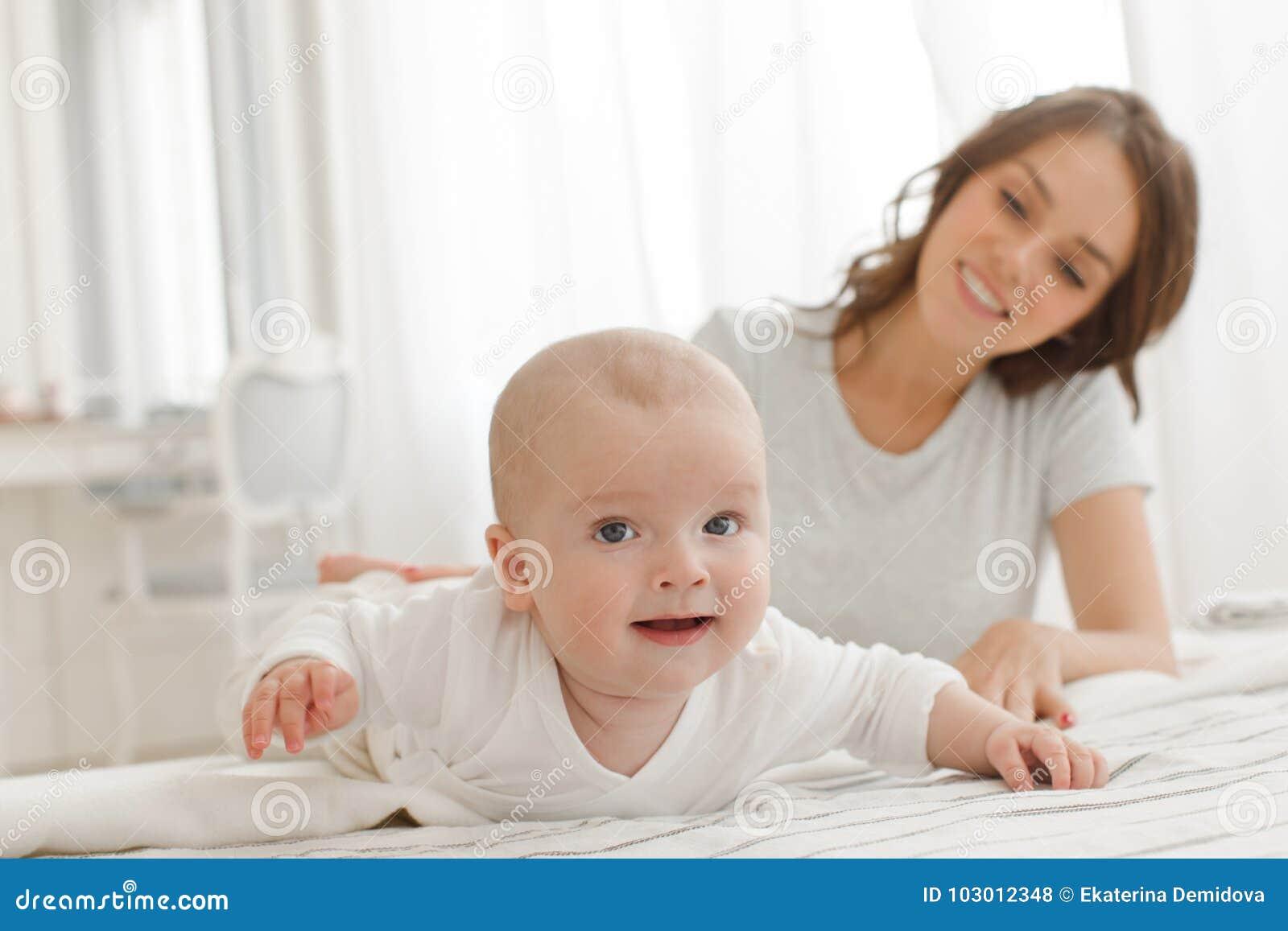Matka, dziecko i