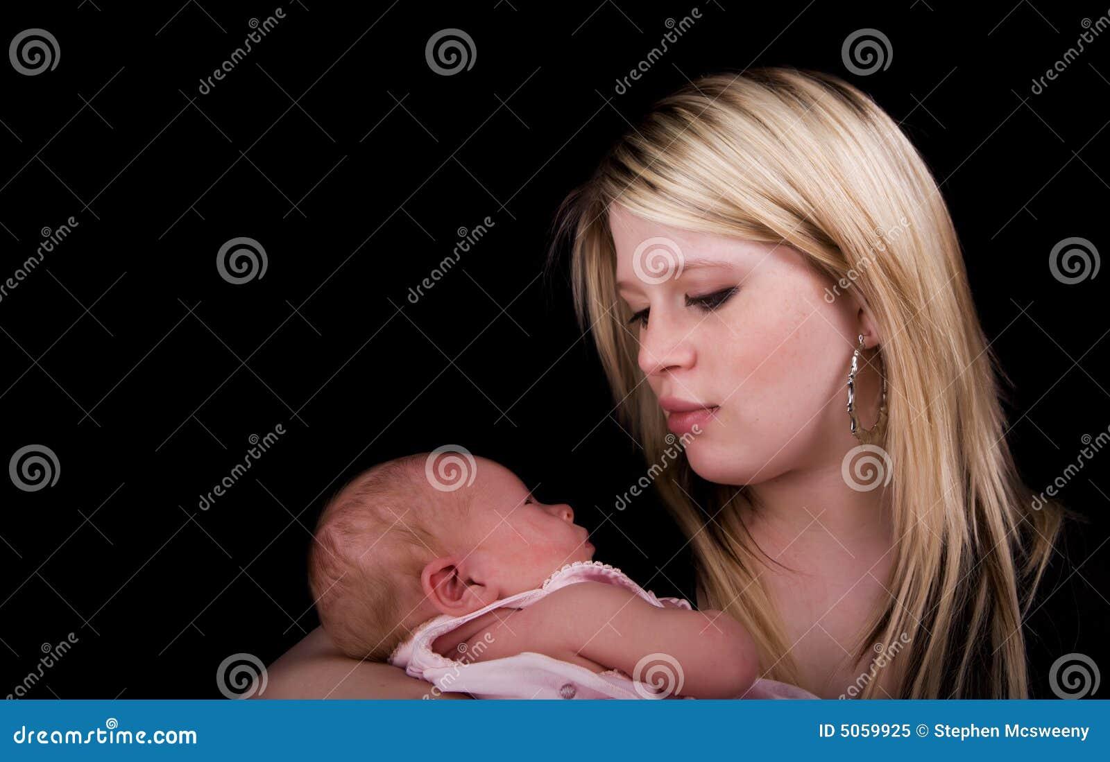 Matka noworodek