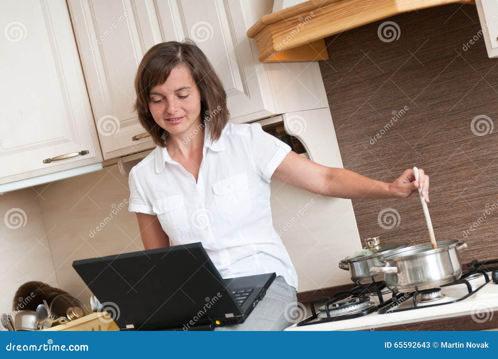 Matlagning med datoren