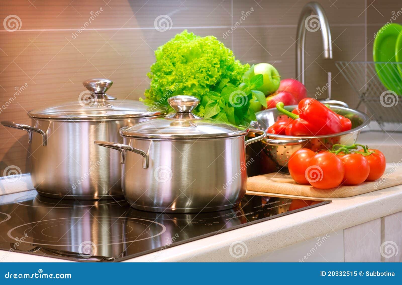 Matlagningkök