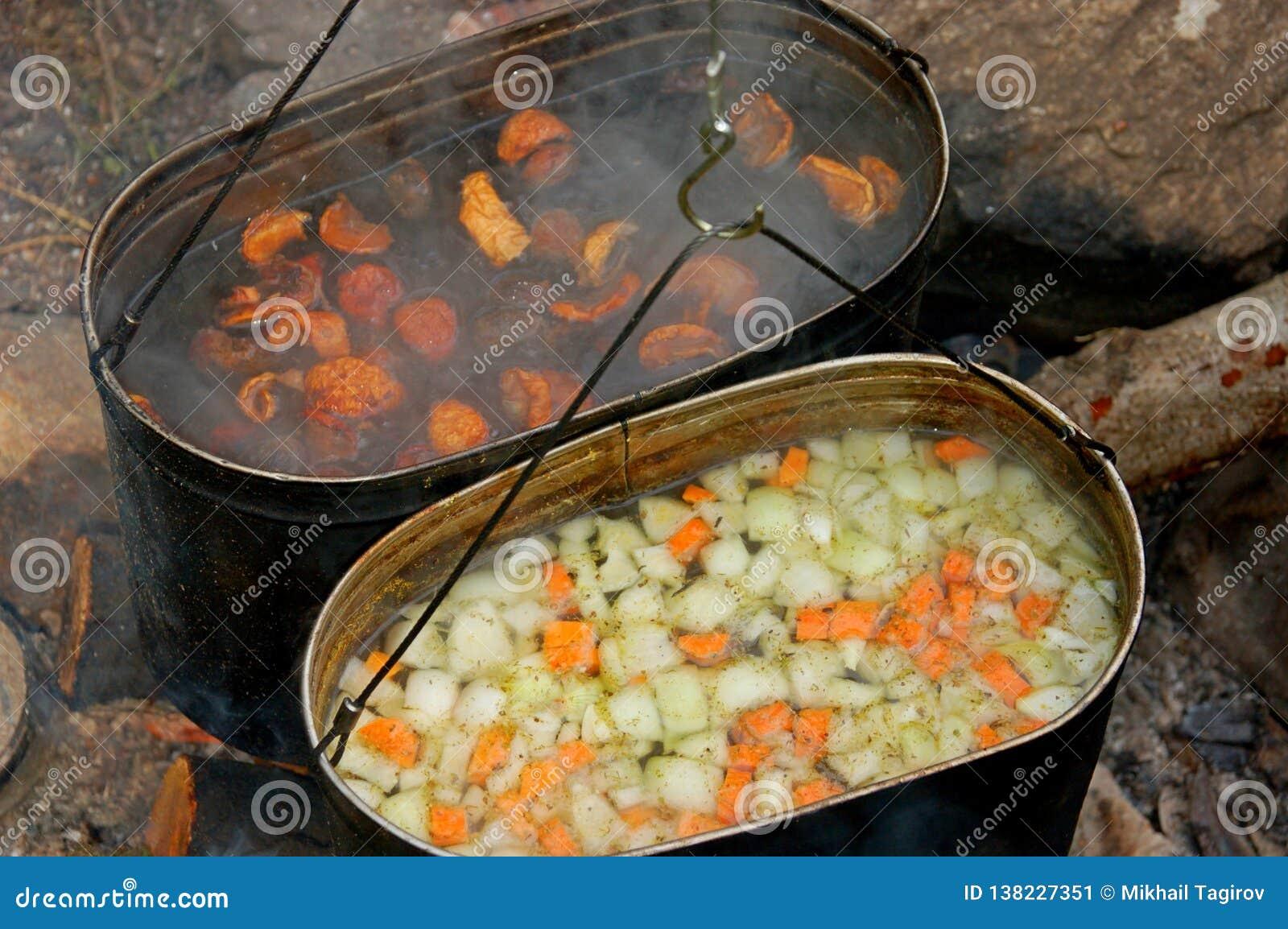 Matlagningmat i aktionen