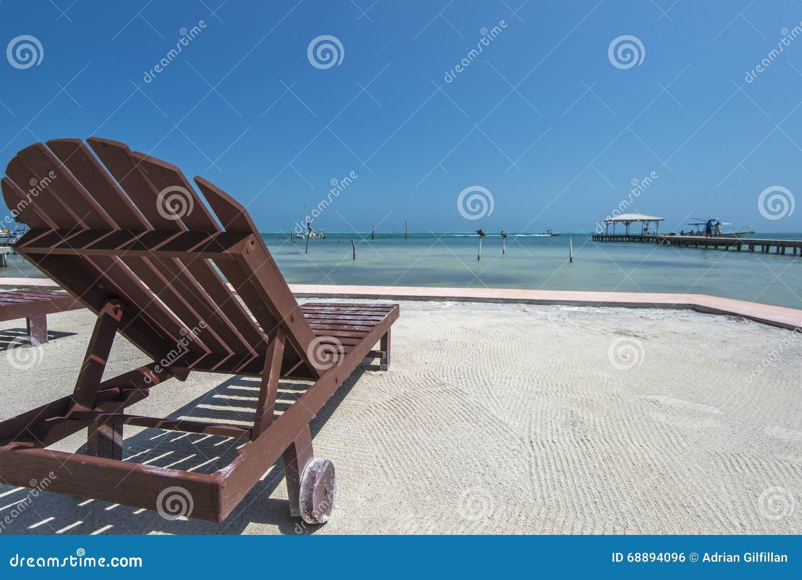 Matoir de Belize Caye de canapé de Sun