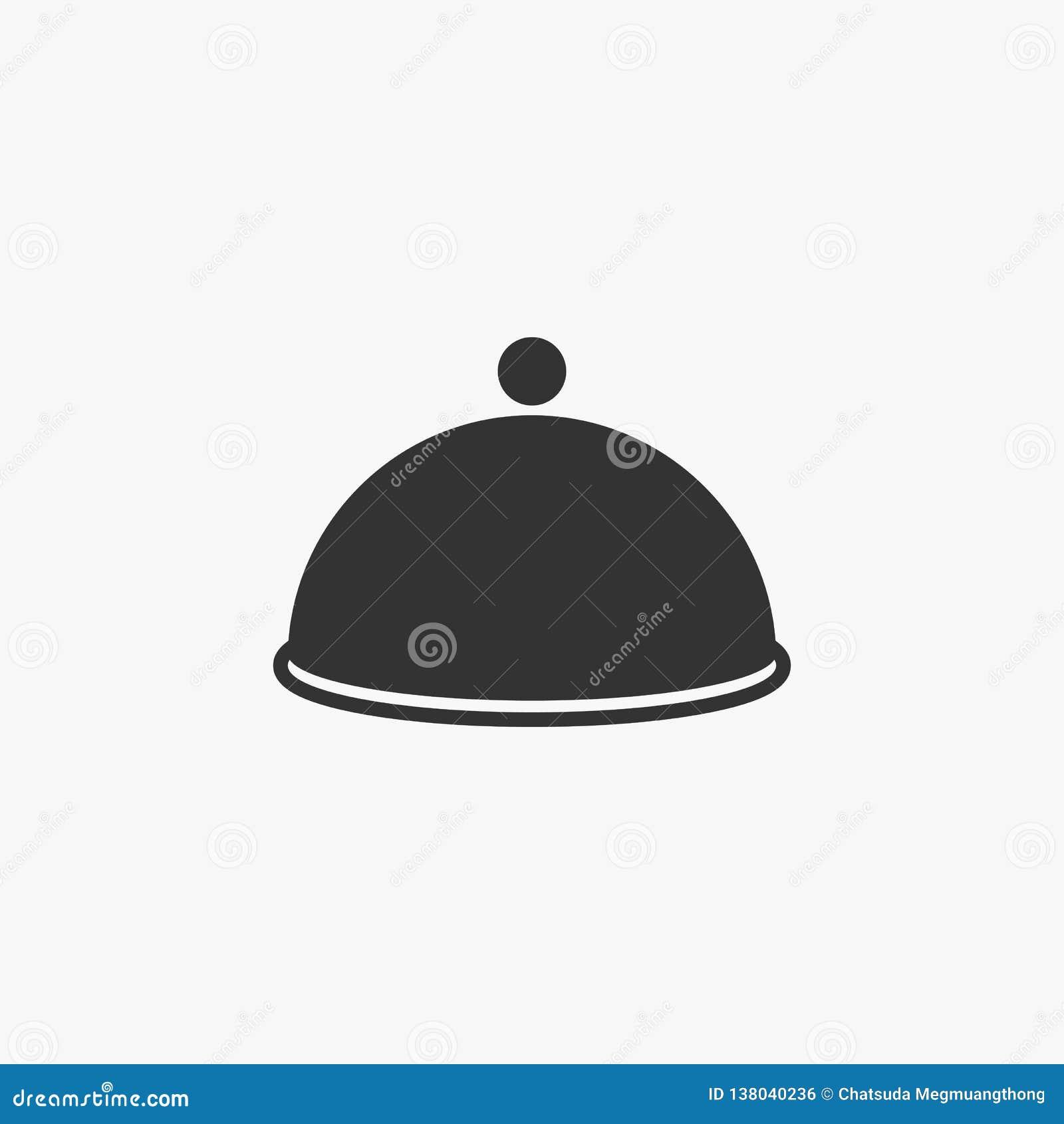 Maträkningssymbol, mat, meny, kock