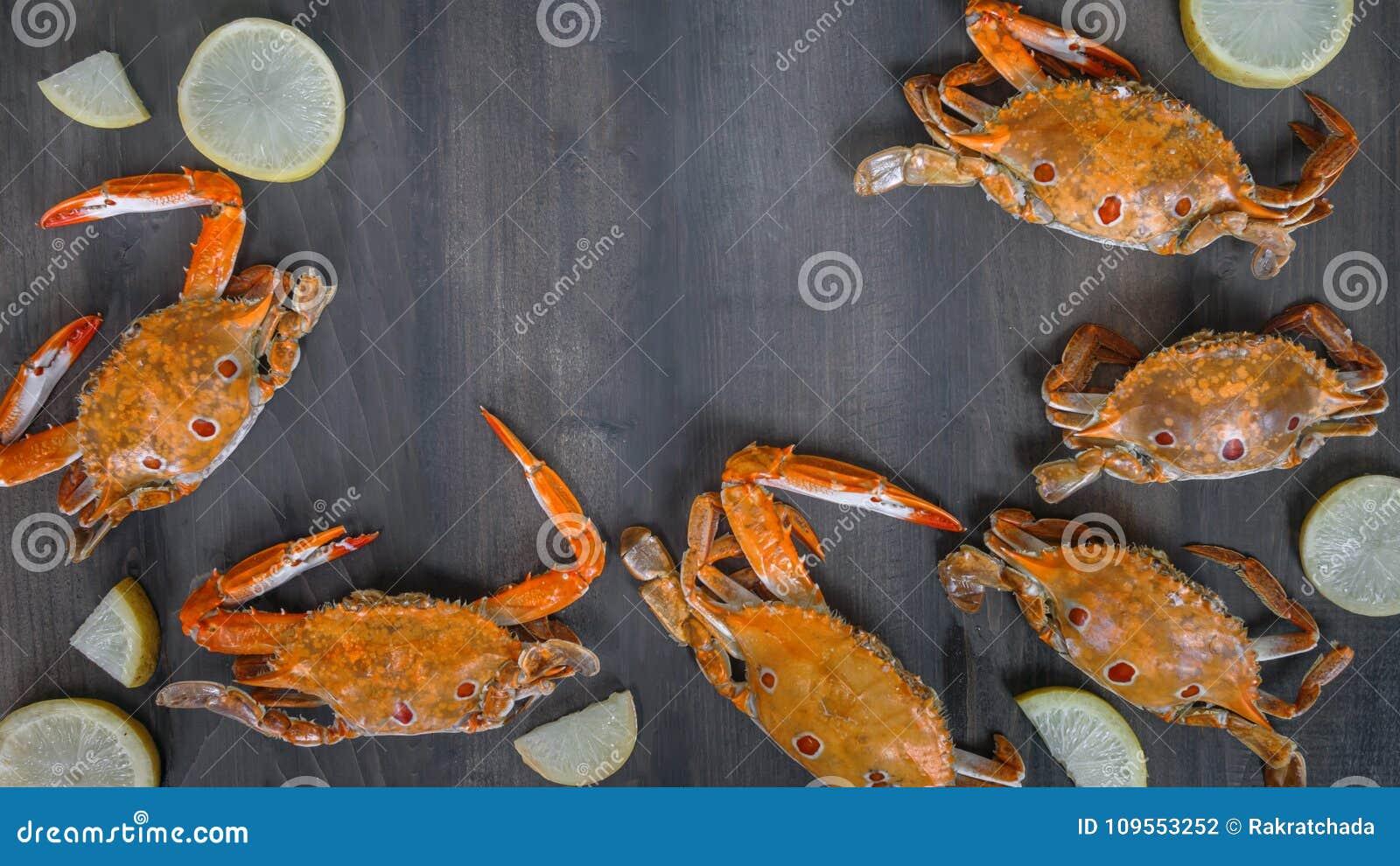 Matram med skaldjur