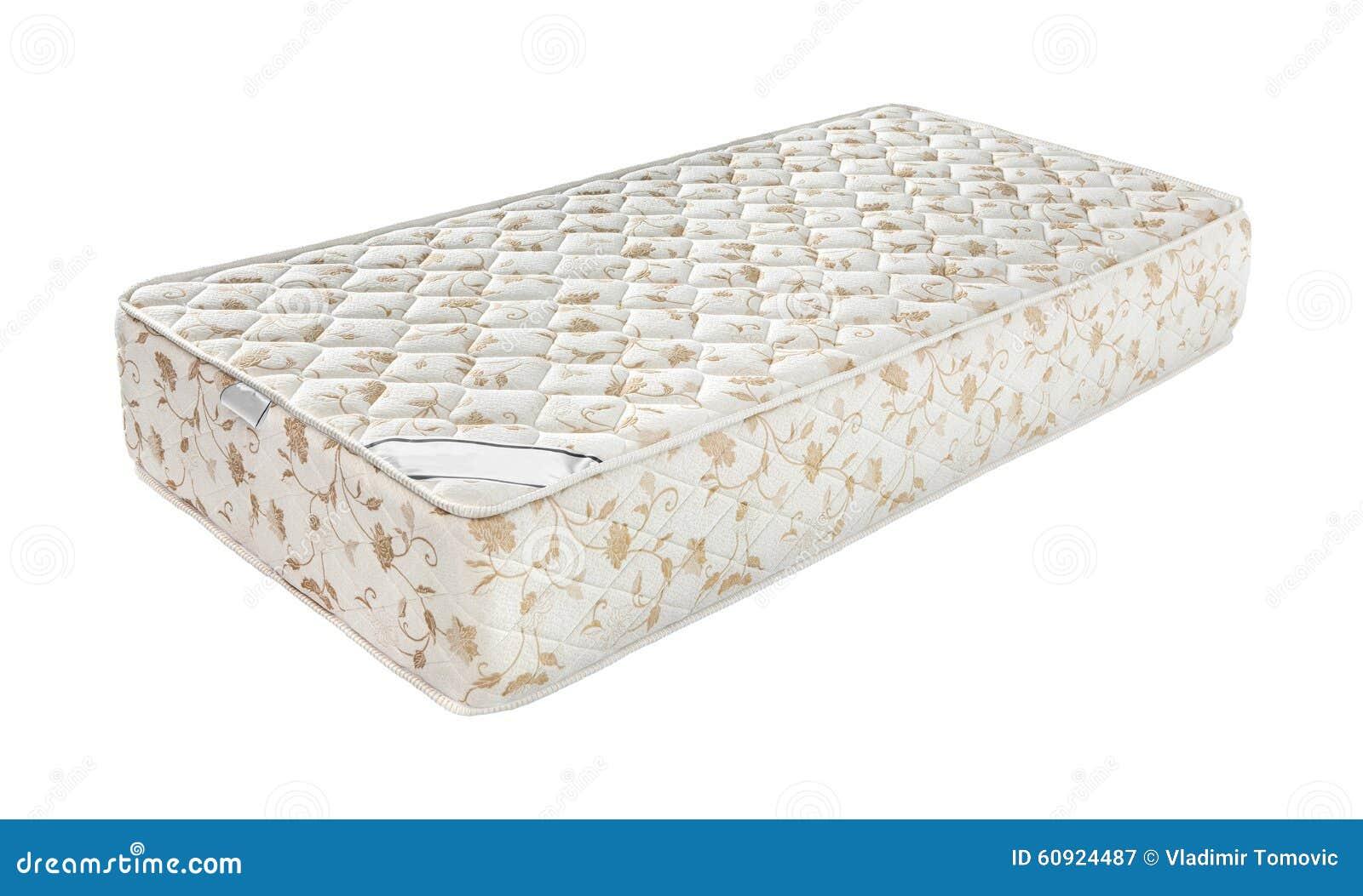 Matras die u aan goed de hele avond geïsoleerde slaap steunde