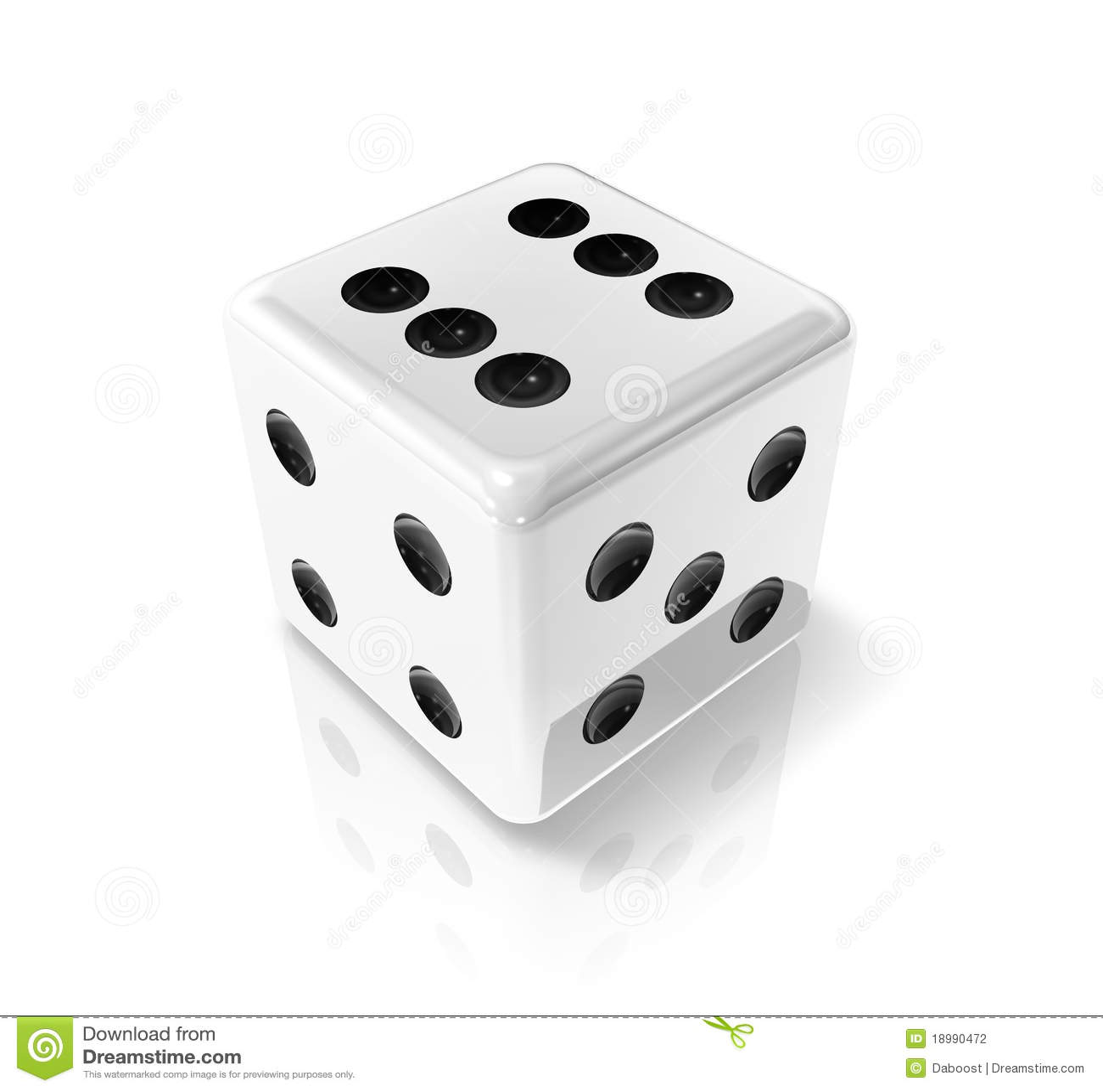 Matrices blanches de victoire