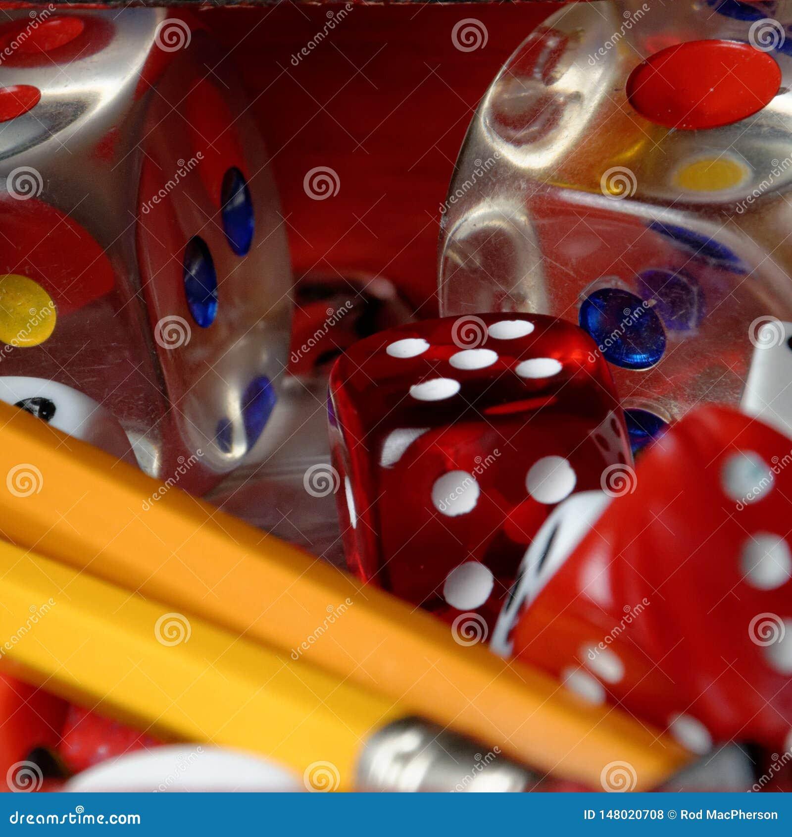 Matrices et crayons