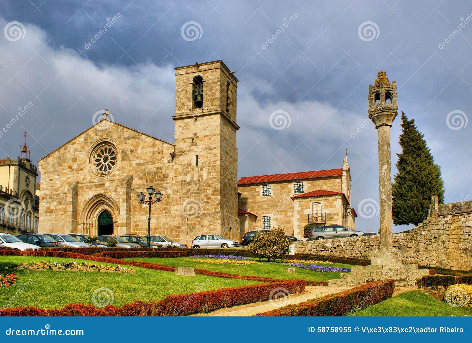 Matriz church of Barcelos