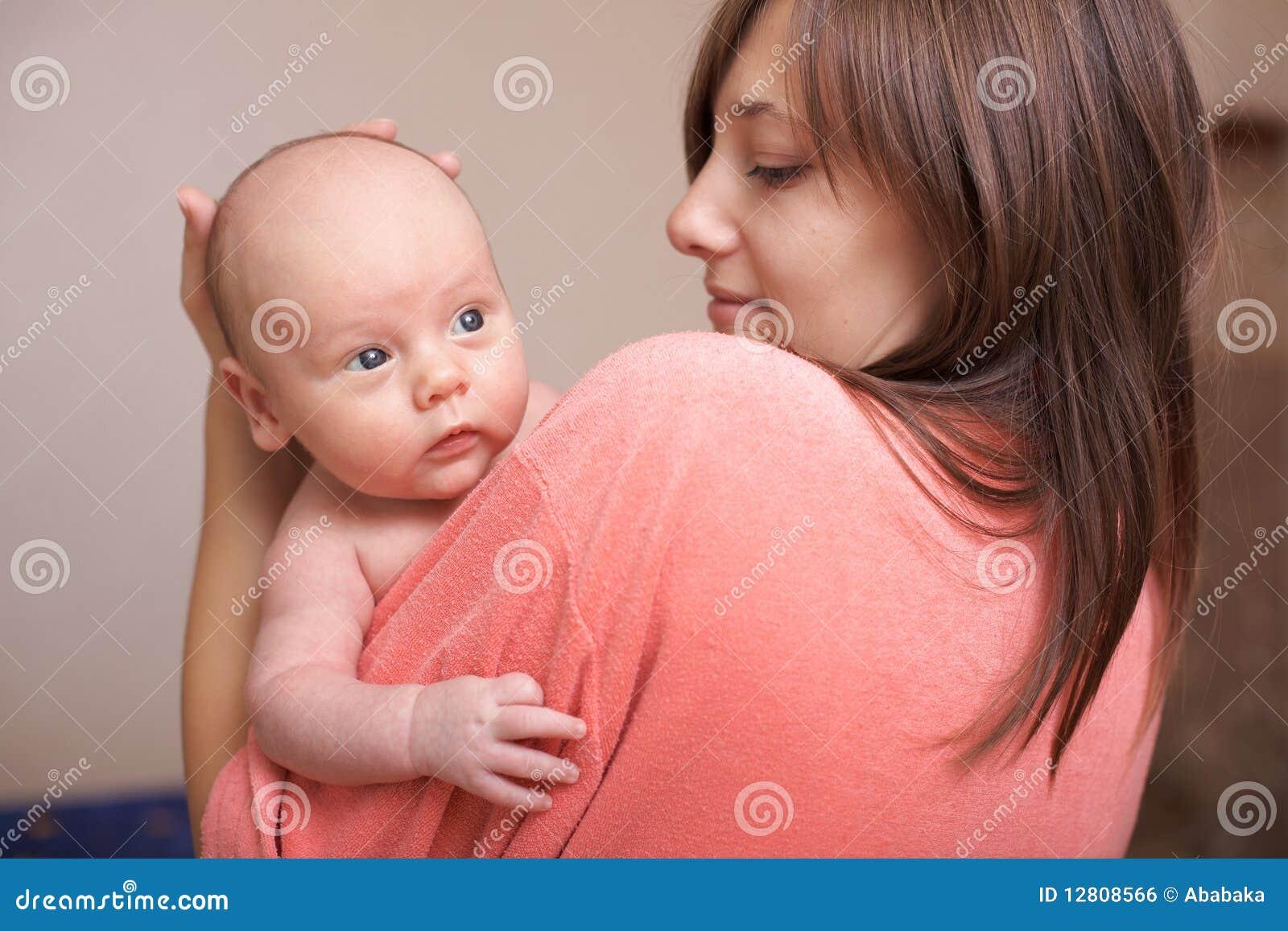 Matriz com bebê