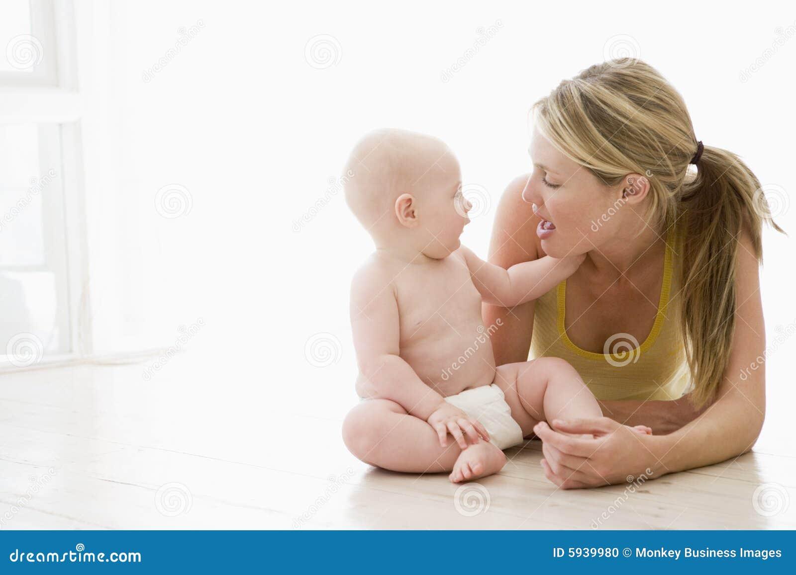 Matriz e bebê dentro