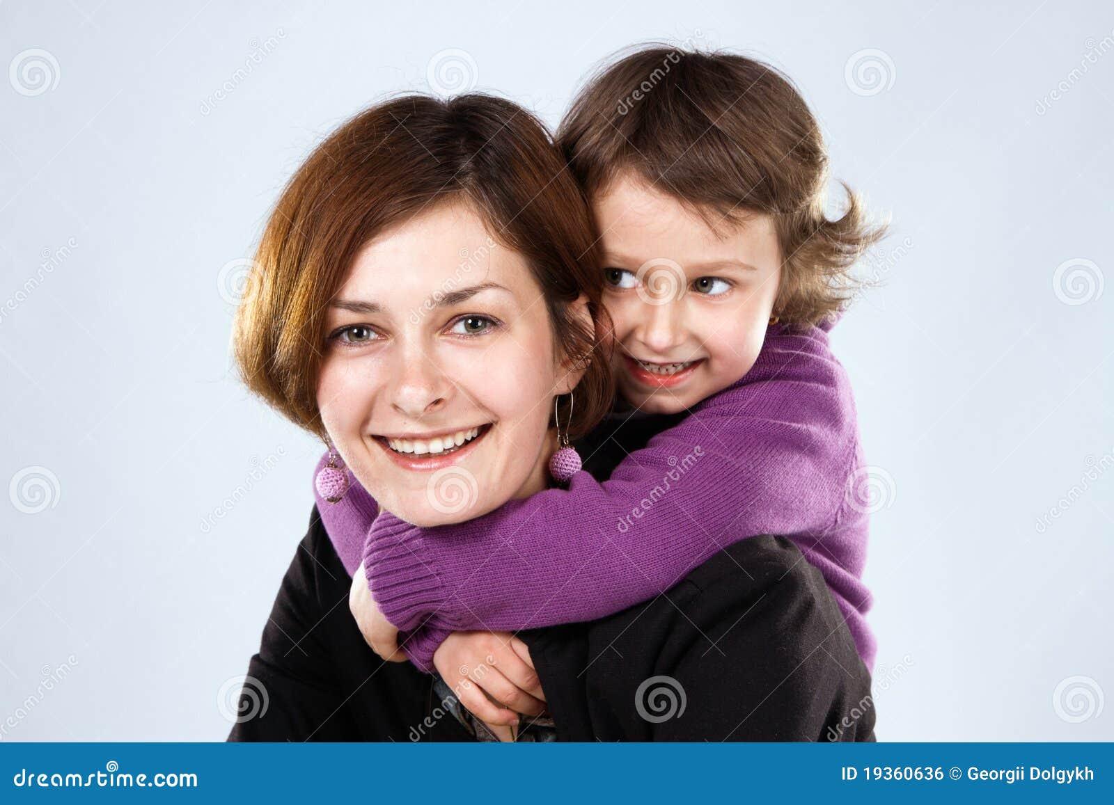 Matriz nova com sua filha