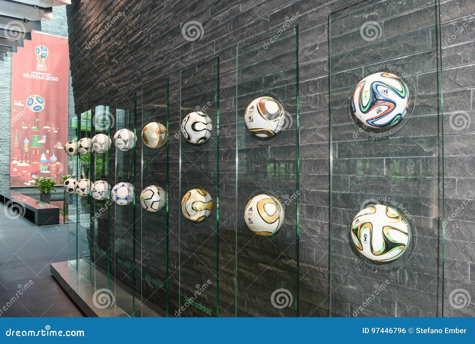 Matrizes de FIFA em Zurique em Suíça