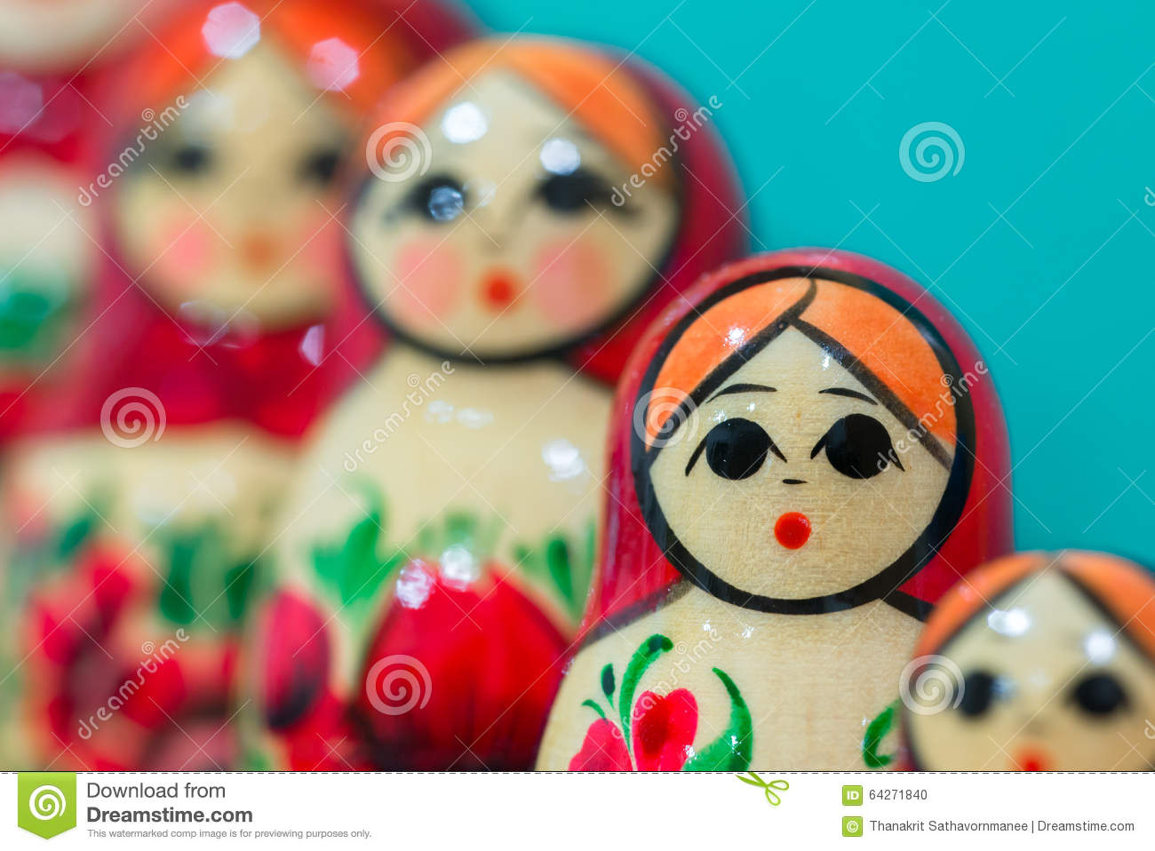 Russian Nesting Dolls Also Known 105