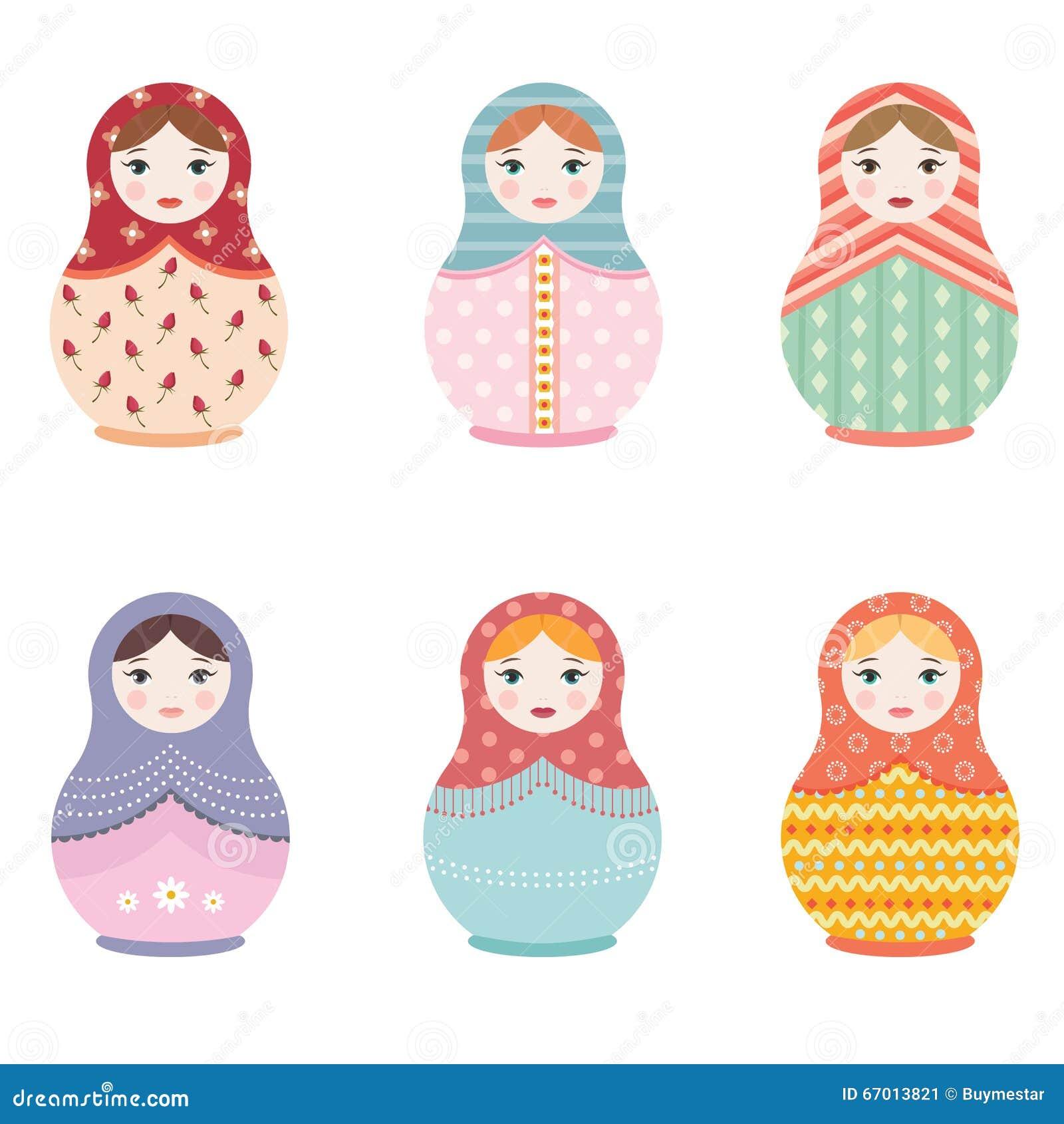 russian nesting dolls craft home design 2017
