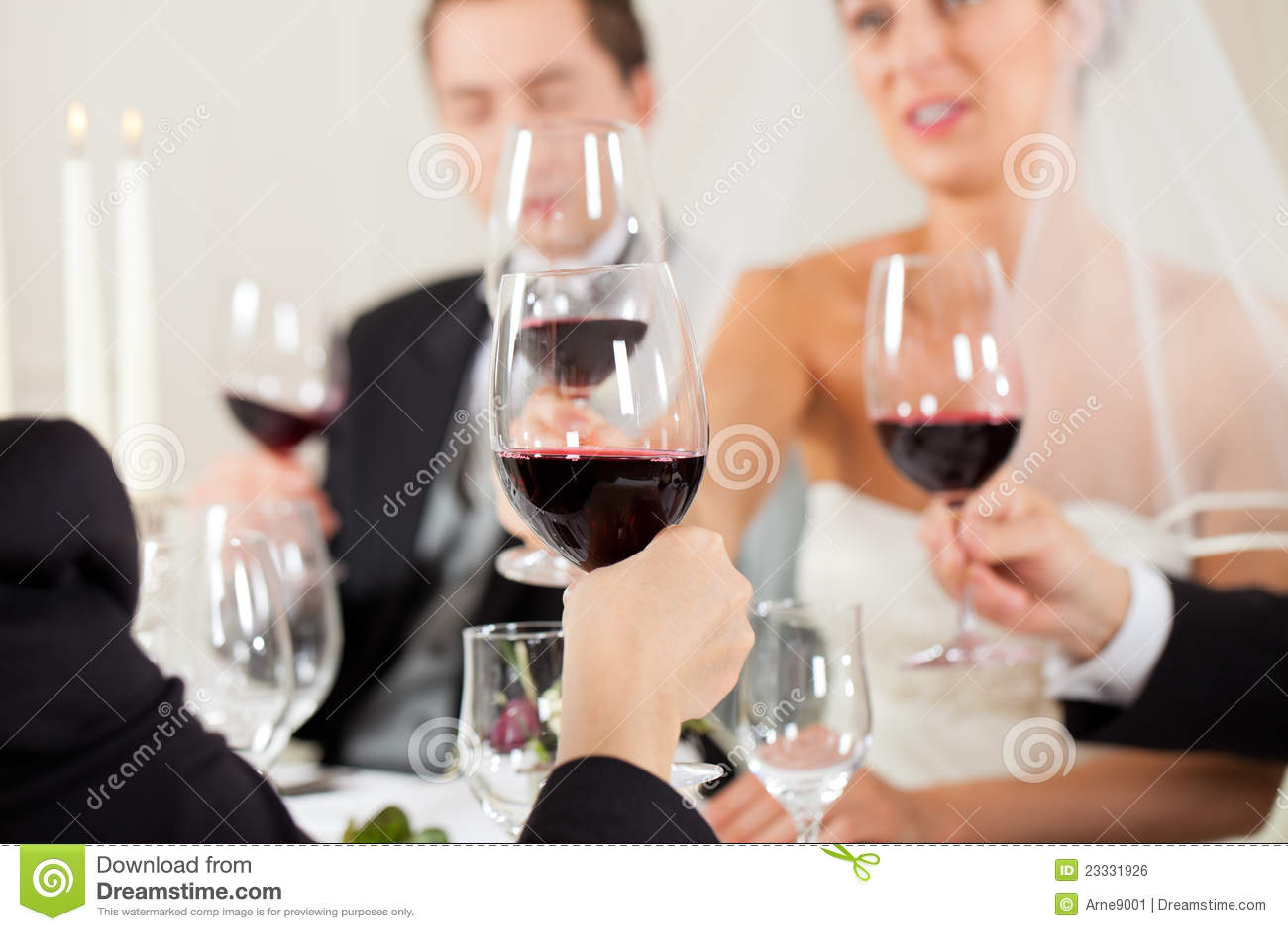 Matställedeltagarebröllop