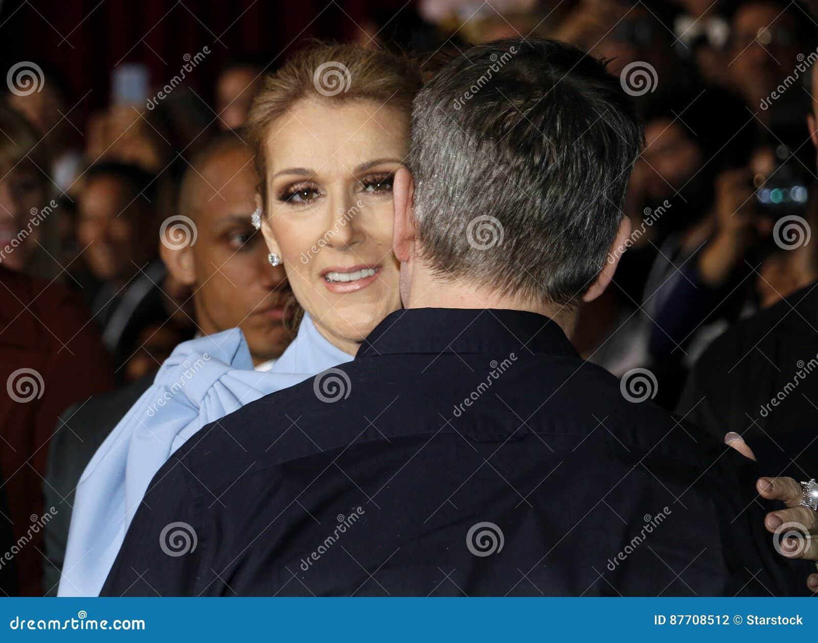 Matt Damon et Celine Dion