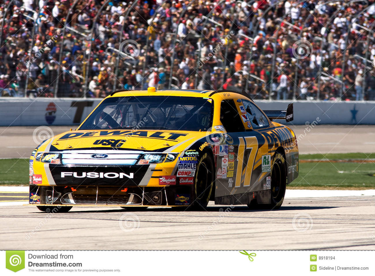 Matt Kenseth Editorial Stock Image Image 8918194