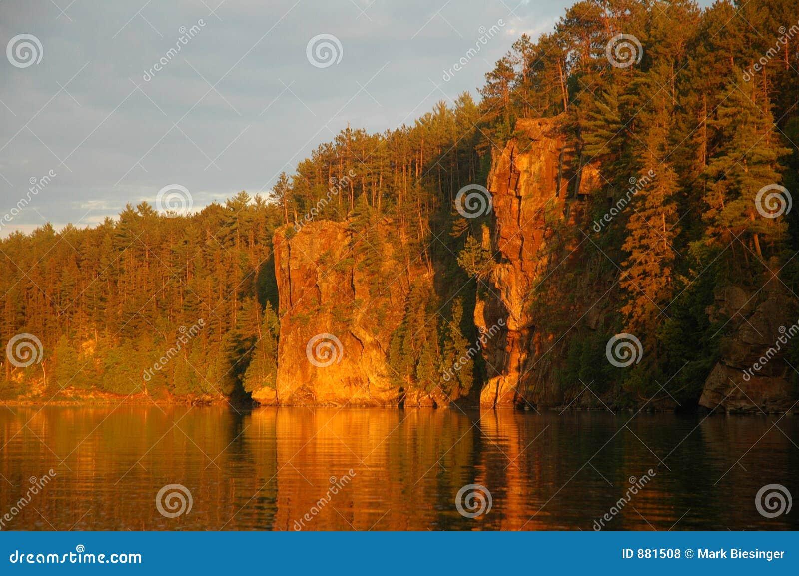 Mattawa river rock klifu