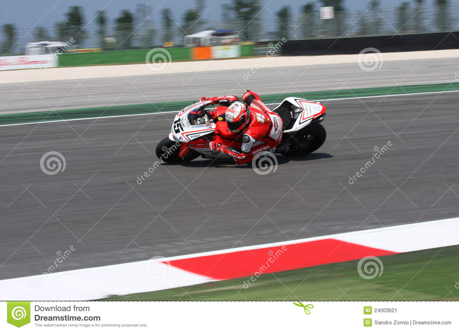 Matteo Baiocco Ducati 1098R Barni Racing Team