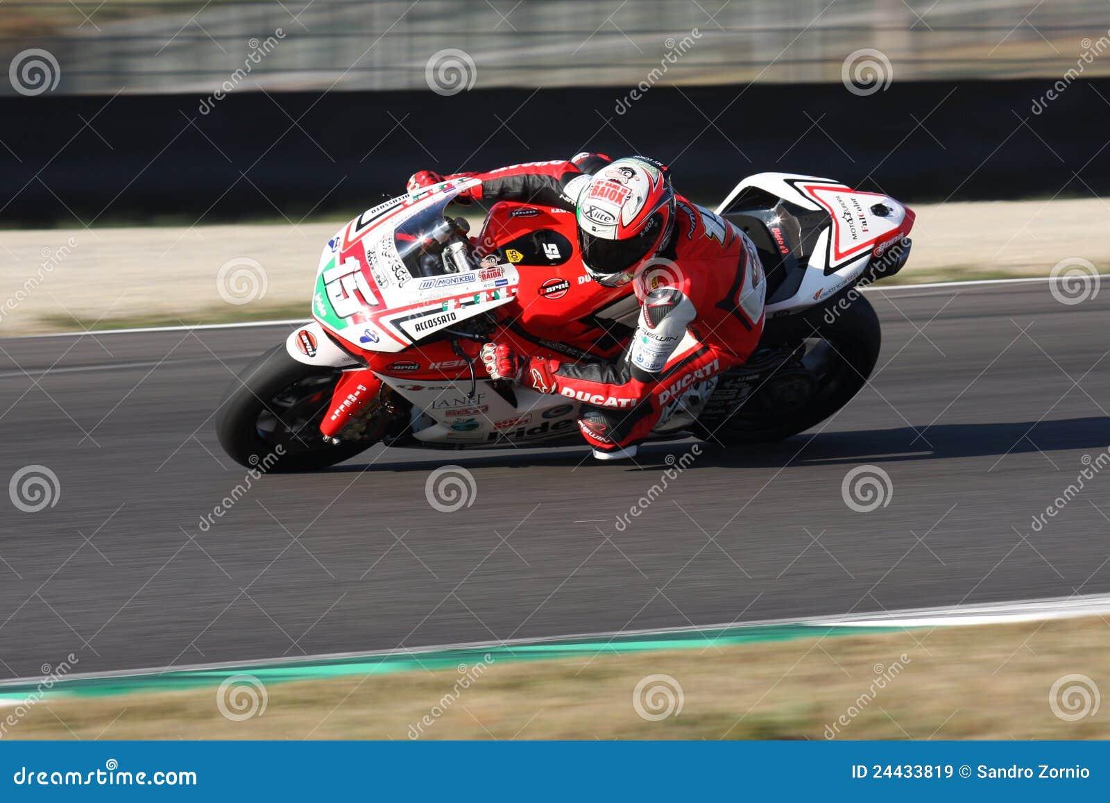 Matteo Baiocco - Ducati 1198R - Barni Racing