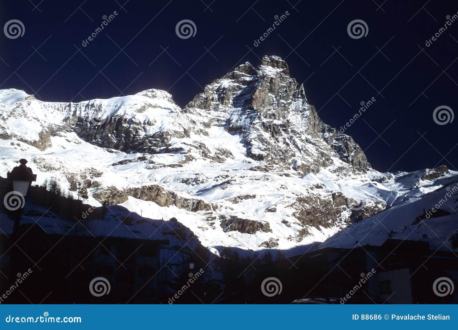 Matterhorn mountaine