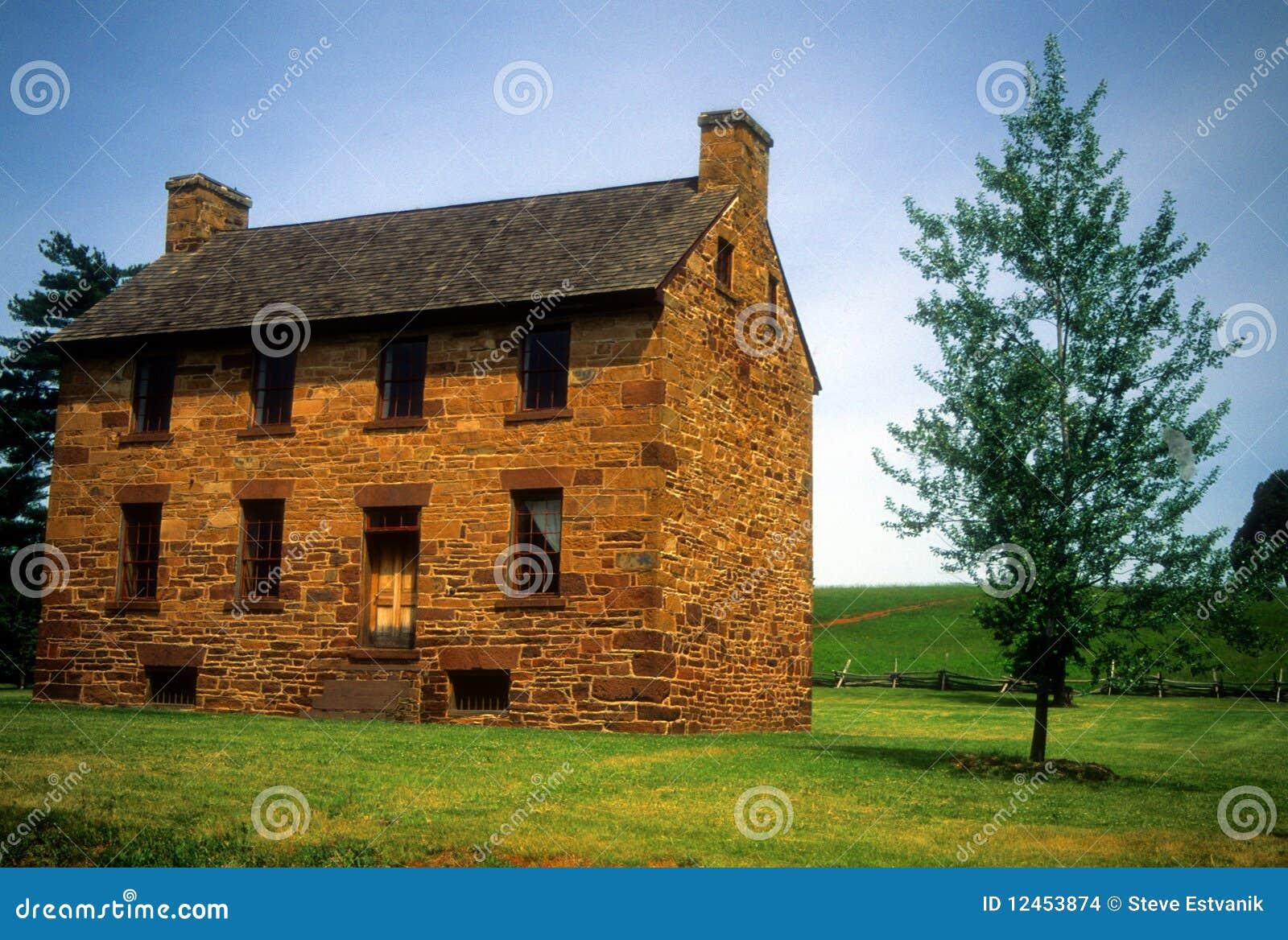 Matthews House (Stone House)