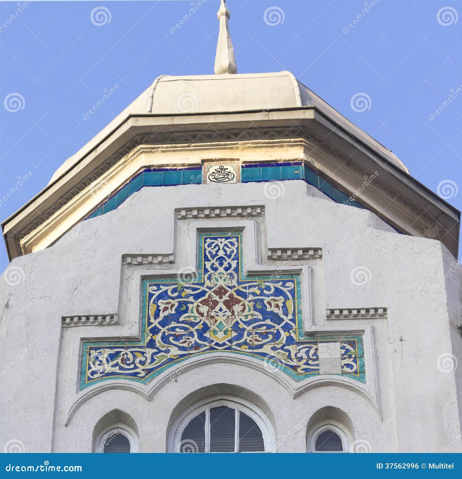 Mattonelle artistiche turche della parete fotografia stock immagine di decorazione handmade - Mattonelle da parete ...