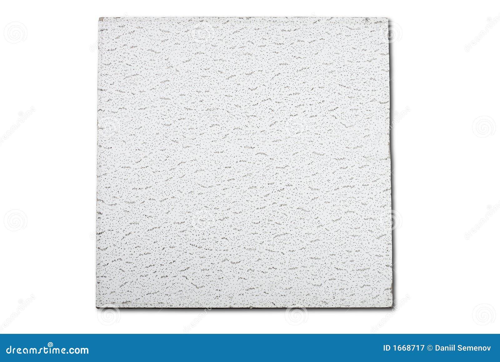 Mattonelle del soffitto della cellulosa