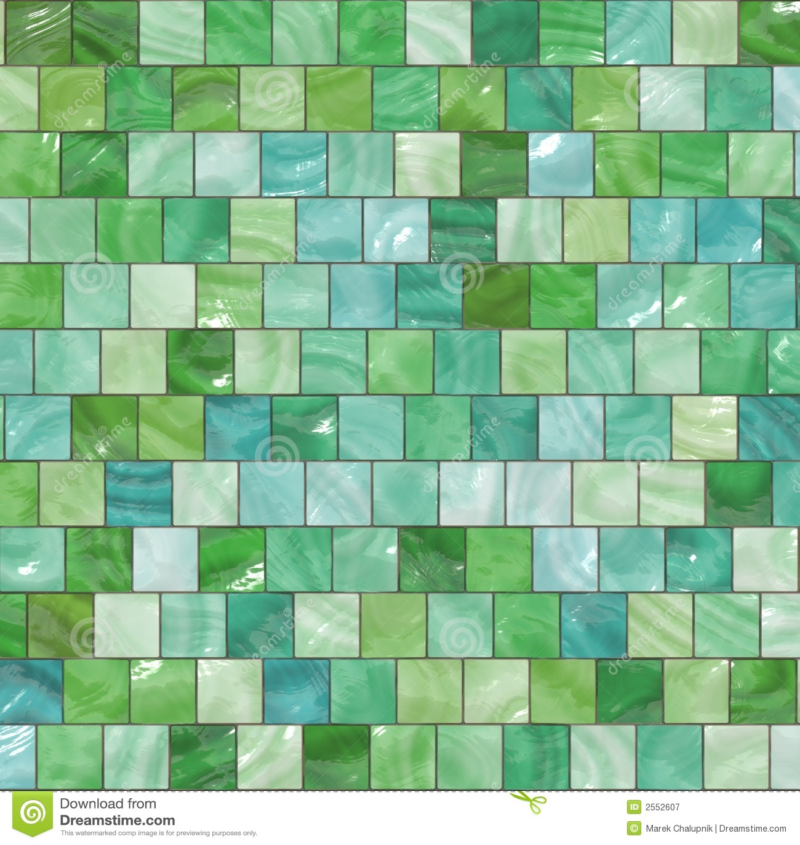 Mattonelle di mosaico fotografia stock libera da diritti immagine 2552607 - Mattonelle mosaico bagno ...