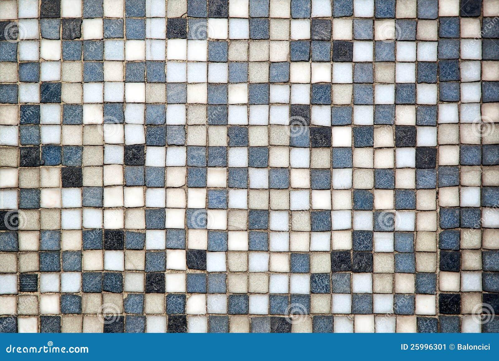 mattonelle di mosaico immagine stock immagine 25996301