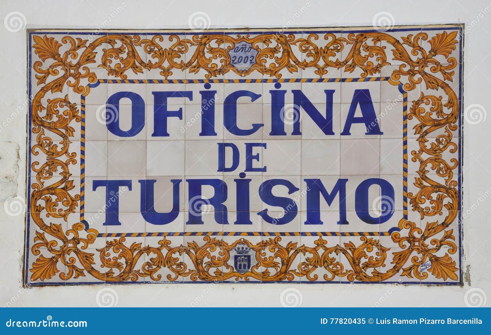 Mattonelle di un centro di informazione turistica
