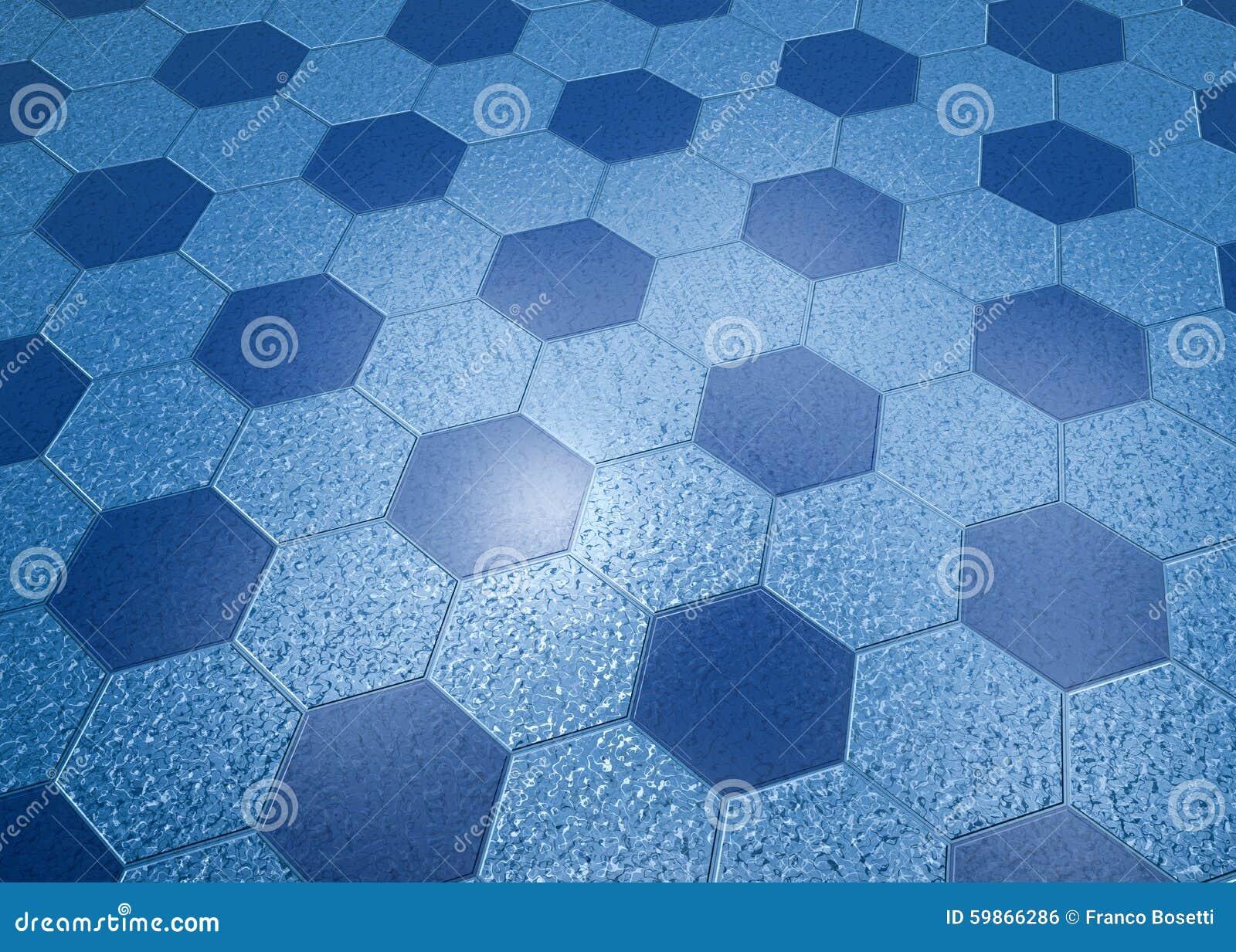 Bagno con mattonelle esagonali bagno con piastrelle esagonali cir