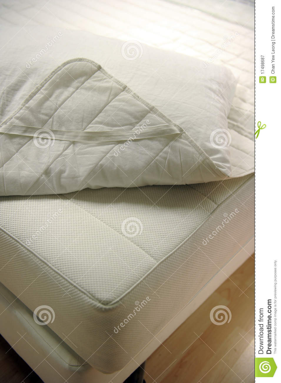 Mattress and bed cover