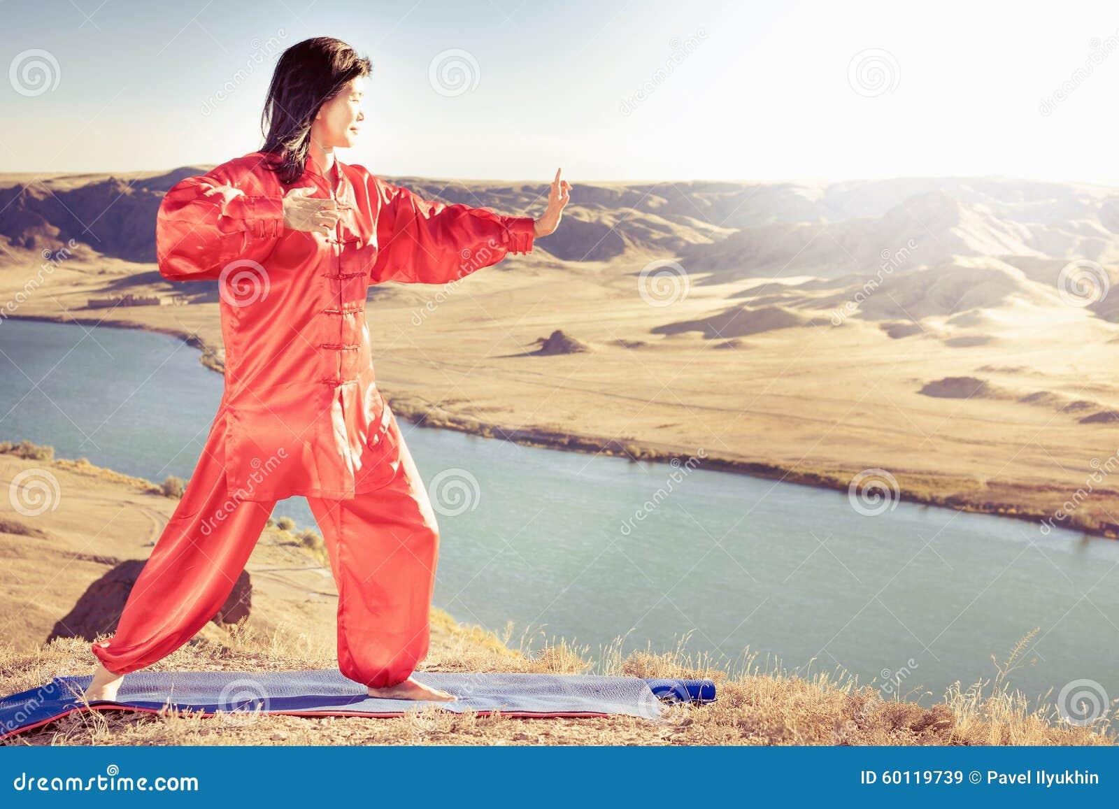 Qui gung asian yoga