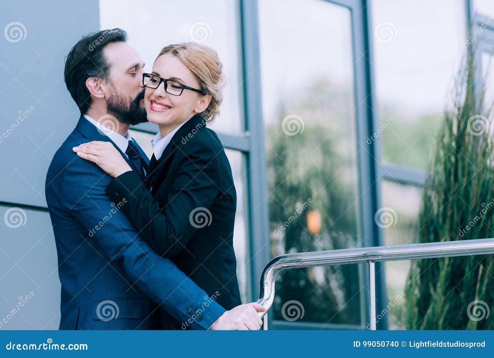kissing thumbs Mature