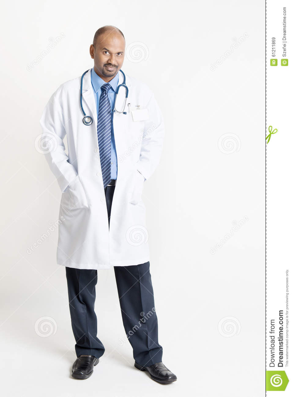 Doctor uniform hard