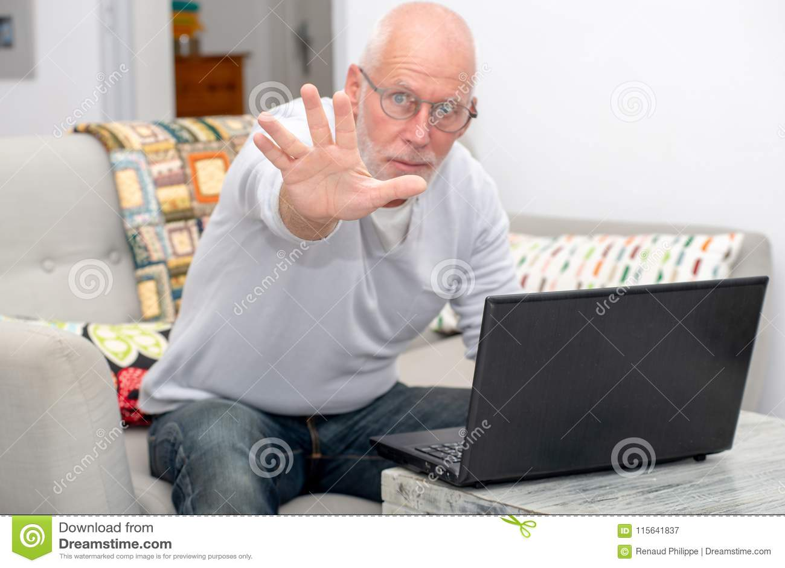 Man mature video