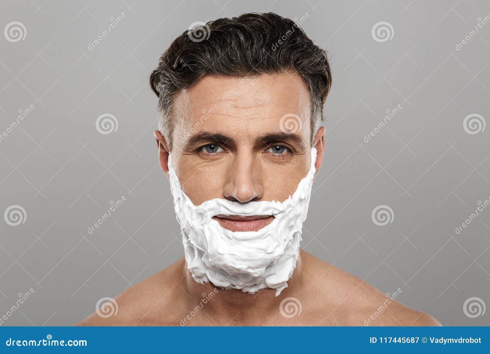 Web cam mature shaving