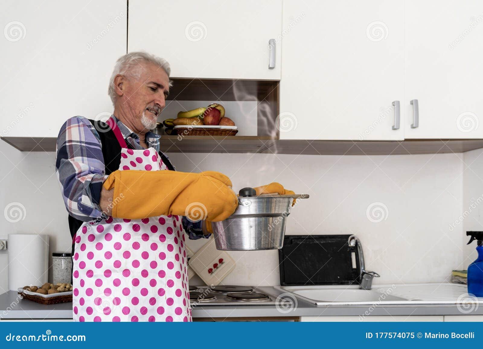 Single mann kochen