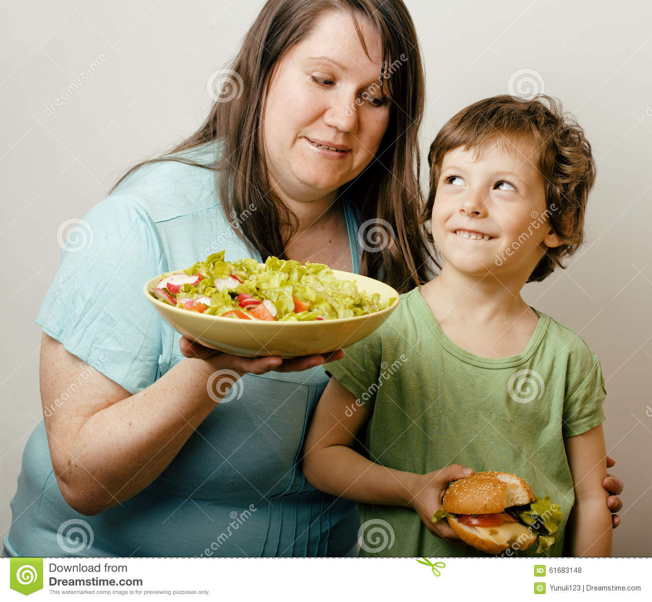 Mature woman eats young woman apologise, but