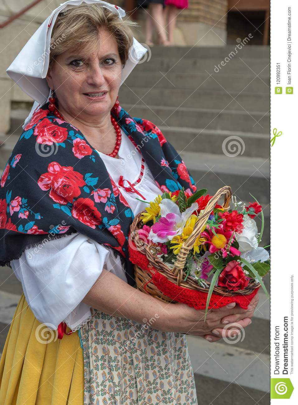woman from italy